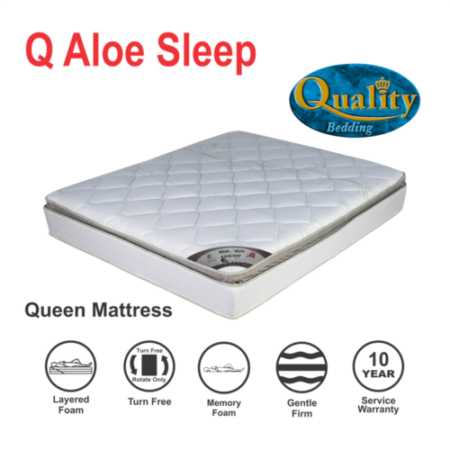 Q Aloe Sleep Mattress