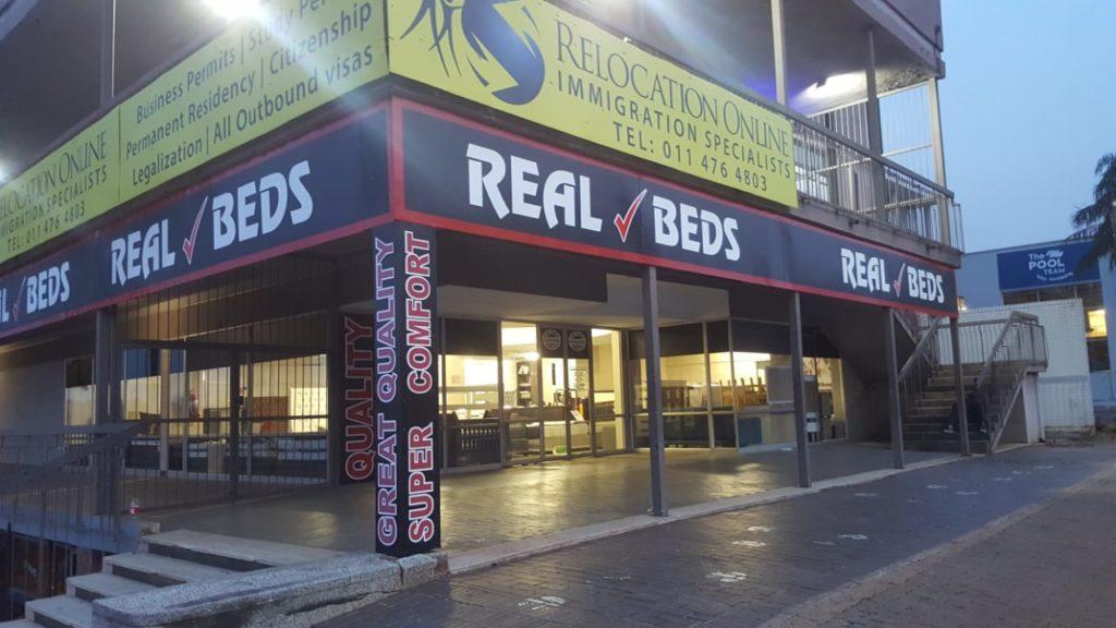 Real Beds - Cresta