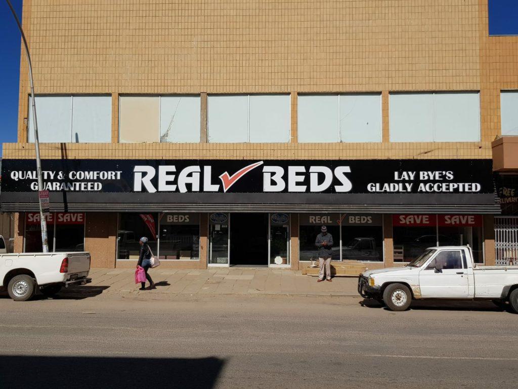 Real Beds - Mahikeng